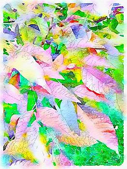 Leaf Party by Sharon Wunder Photography