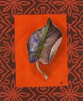 Leaf Pattern by Carrie Auwaerter