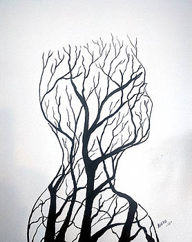 Leafless by Edwin Alverio
