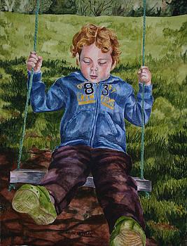Learning to Fly by Helen Shideler