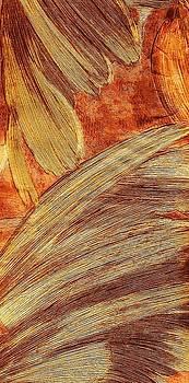 Anne-elizabeth Whiteway - Leaves of Brushstrokes