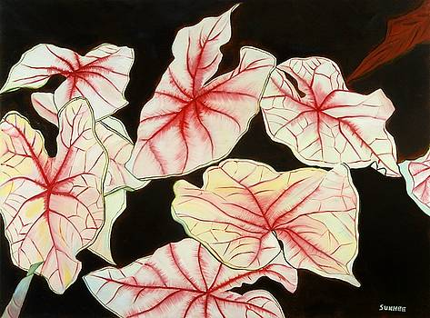Leaves by Sunhee Kim Jung