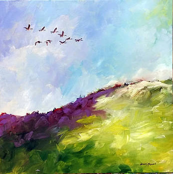 Leaving Early by David  Maynard