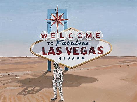 Leaving Las Vegas by Scott Listfield