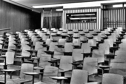 LAWRENCE CHRISTOPHER - LECTURE HALL AT UBC