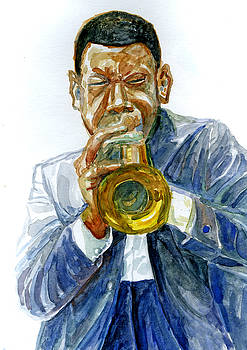 Lee Morgan by Joe Roache