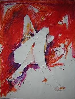 Legs by Brigitte Hintner
