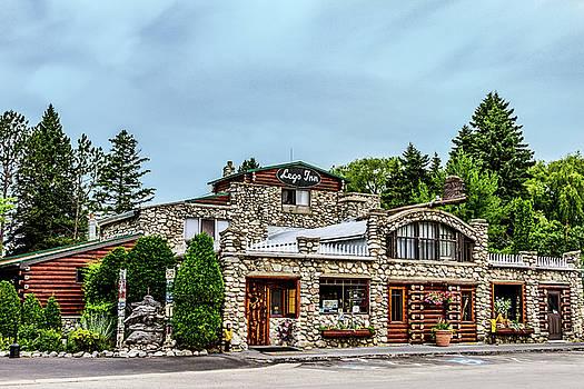 Legs Inn of Cross Village by Bill Gallagher