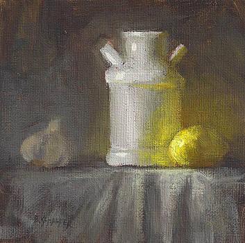 Lemon Glow by Brandon Schaefer