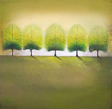 Lemon Light by Lauren  Marems