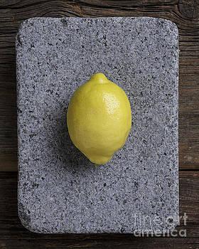 Edward Fielding - Lemon Still Life