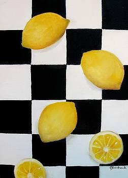 Lemons by Carol Sweetwood
