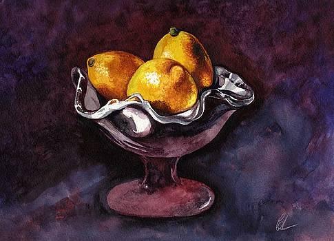 Lemons by Carrie Auwaerter