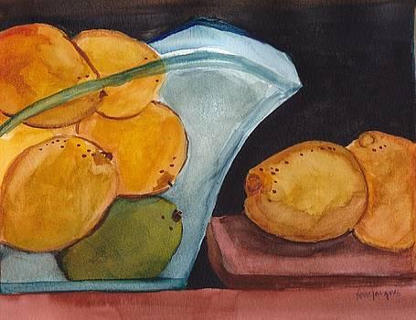 Lemons by Lea Velasquez