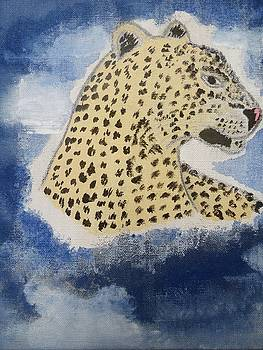 Leopard  by Nicole Burrell