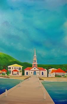Les Anses d'Arlet by Katia Creole Art