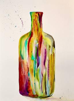 Les Couleurs De L' Eau De La Vie by Beverley Harper Tinsley