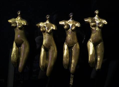 Les Femmes by Adalardo Nunciato  Santiago
