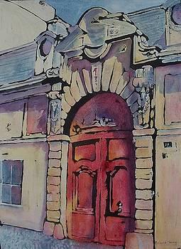 Les Portes Rouges by Celene Terry