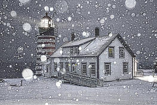 Let It Snow Let It Snow Let It Snow by Marty Saccone