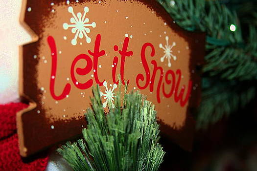 Let it Snow by Nadine Birge