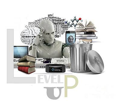 Level Up by Craig Green