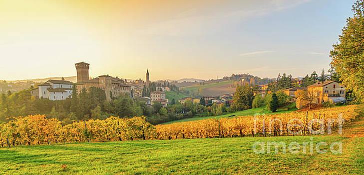 Levizzano rangone - Modena - Emilia Romagna - Italy by Luciano Mortula