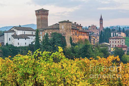 Levizzano's Castle - Modena - Italy by Luciano Mortula