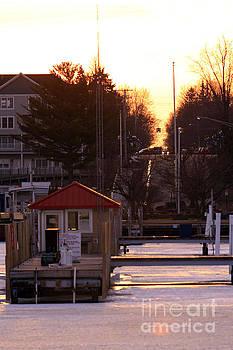 Lexington Harbor by Kathy DesJardins