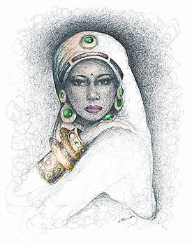 Liberian Woman by Albert Fennell