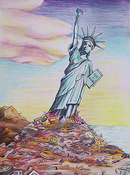 Liberty Abandon by Donovan Hubbard