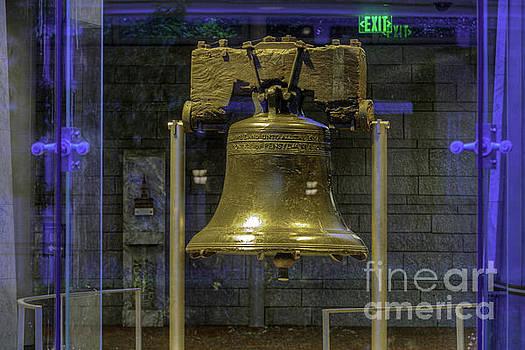 David Zanzinger - Liberty Bell iconic symbol