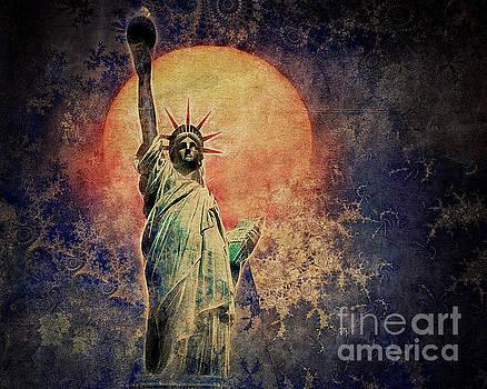 Liberty by Edmund Nagele