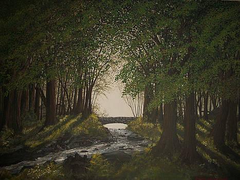 Libisy Wood by Chad LaBombarde