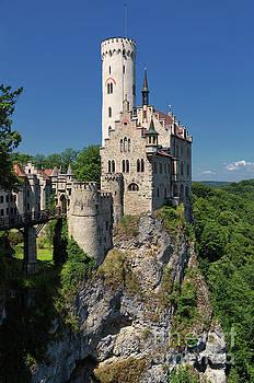 Lichtenstein Castle by Yair Karelic