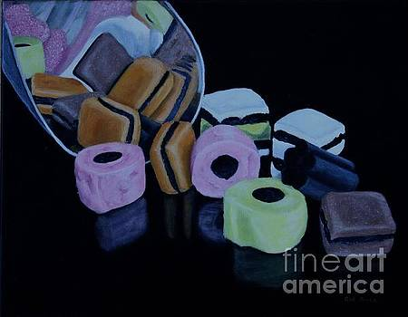 Licorice Allsorts by Sid Ball