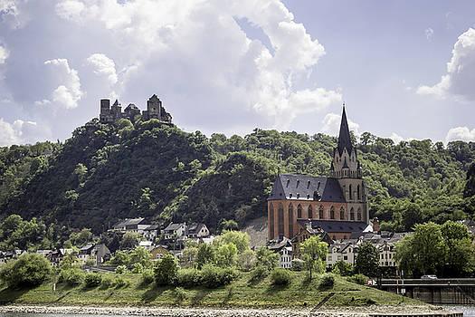 Teresa Mucha - Liebfrauenkirche and Schoenburg Castle