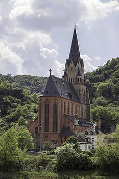 Teresa Mucha - Liebfrauenkirche Oberwesel Germany