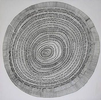 Life Geometry by Sandrine Pelissier