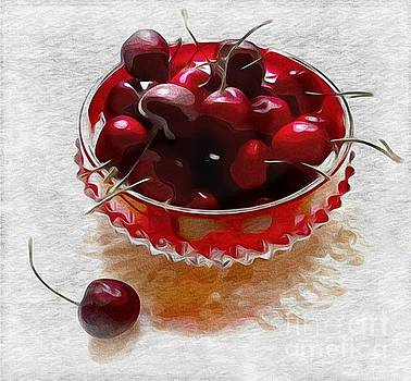 Life is a Bowl of Cherries by Alexis Rotella