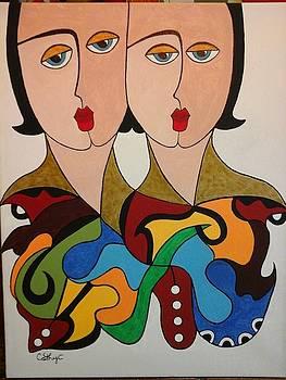 Life is a Maze by Catherine Velardo