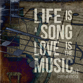 Edward Fielding - Life is a song love is the music