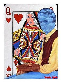 Life Like A playing Card.. by Adel Jarbou