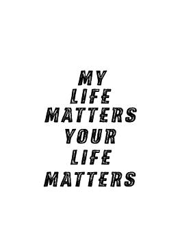 Life Matters by Judy Hall-Folde
