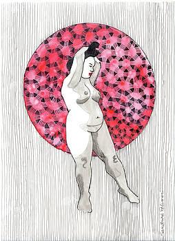 Life patterns #11 by Sandrine Pelissier