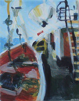 Lifeboat by Jackie Hoats Shields