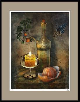 Light in Glass by Zia Art