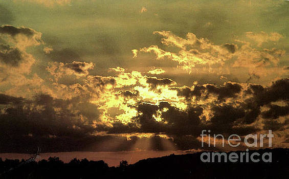 Light In The Clouds by Ruth Housley