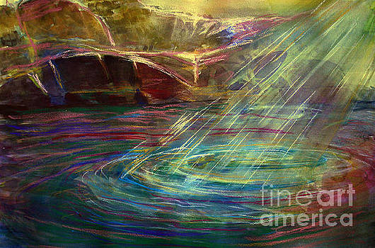 Light in Water by Allison Ashton