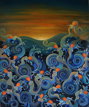 Light Of Life by Desiree Micaela